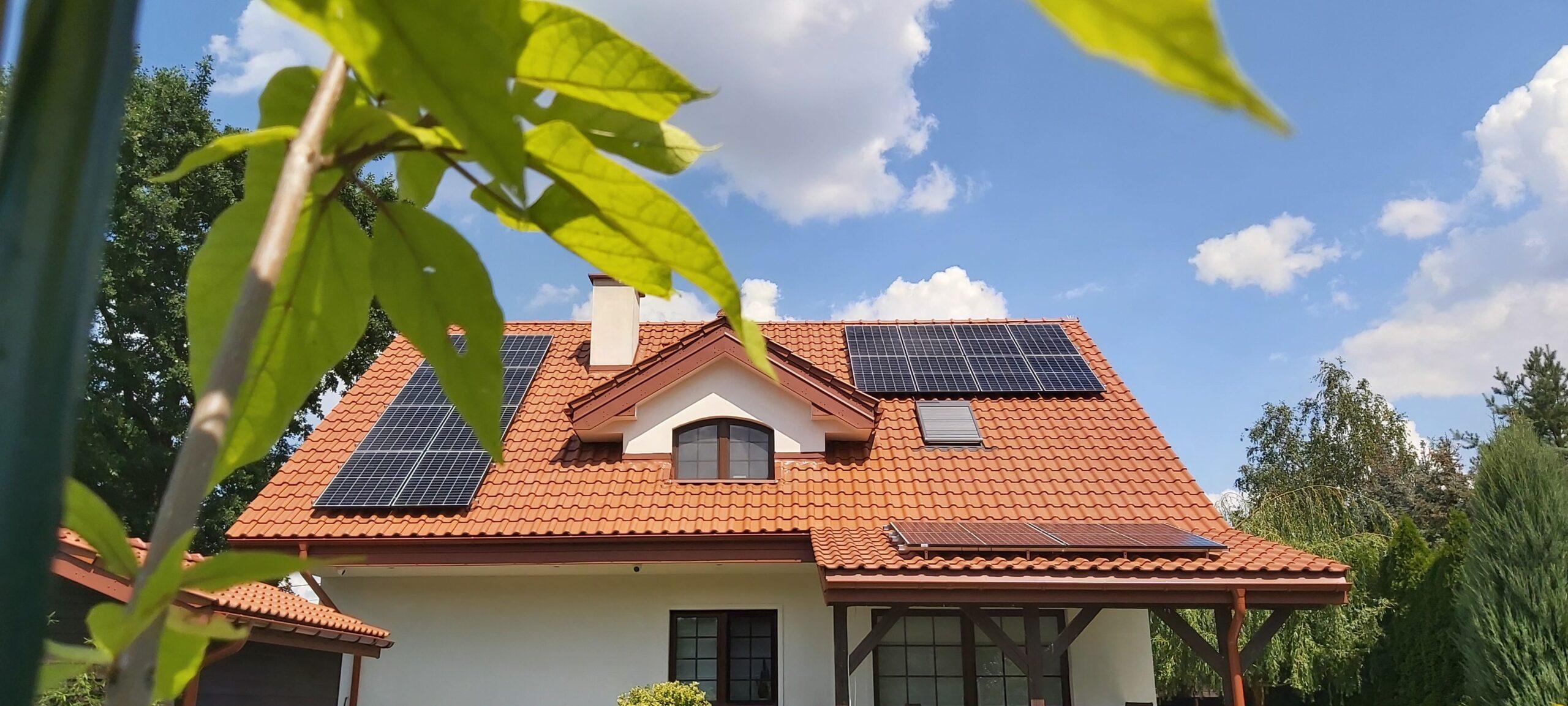 Instalacja fotowoltaiczna o mocy: 6,6 kWp – Włocławek