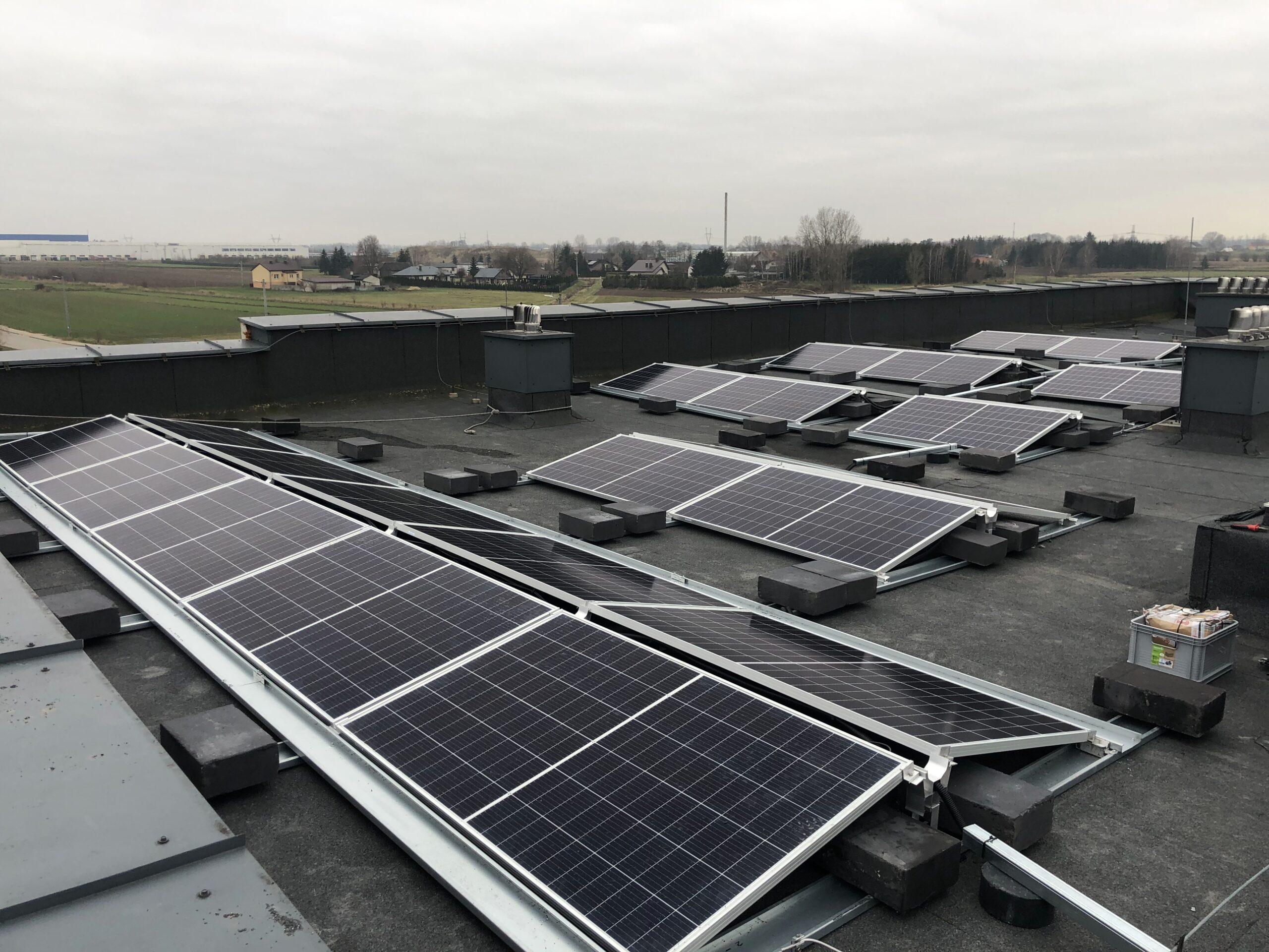 Instalacja fotowoltaiczna o Mocy : 27 kWp Jarosty
