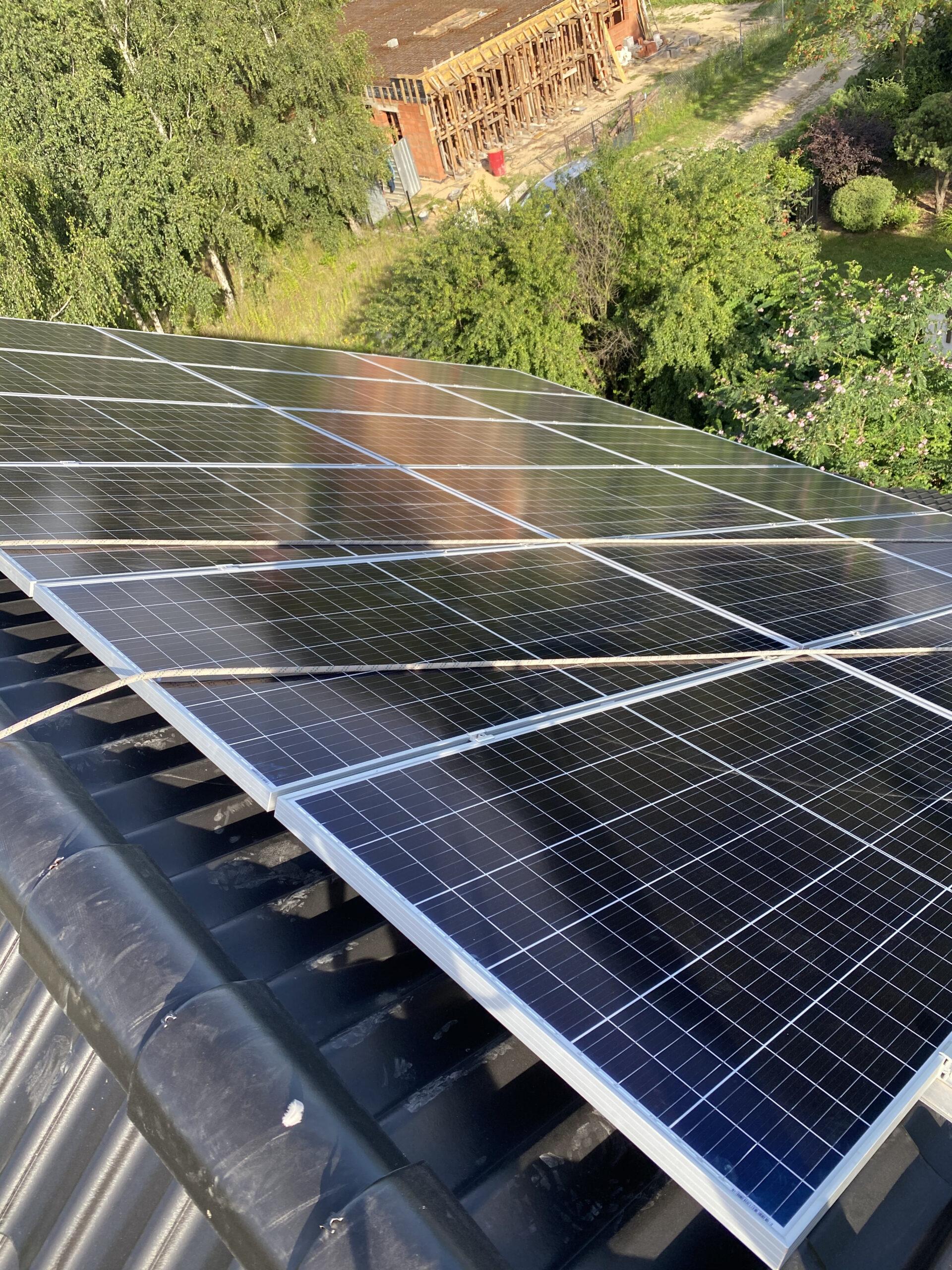 Instalacja o Mocy : 6,8 kWp – Janów