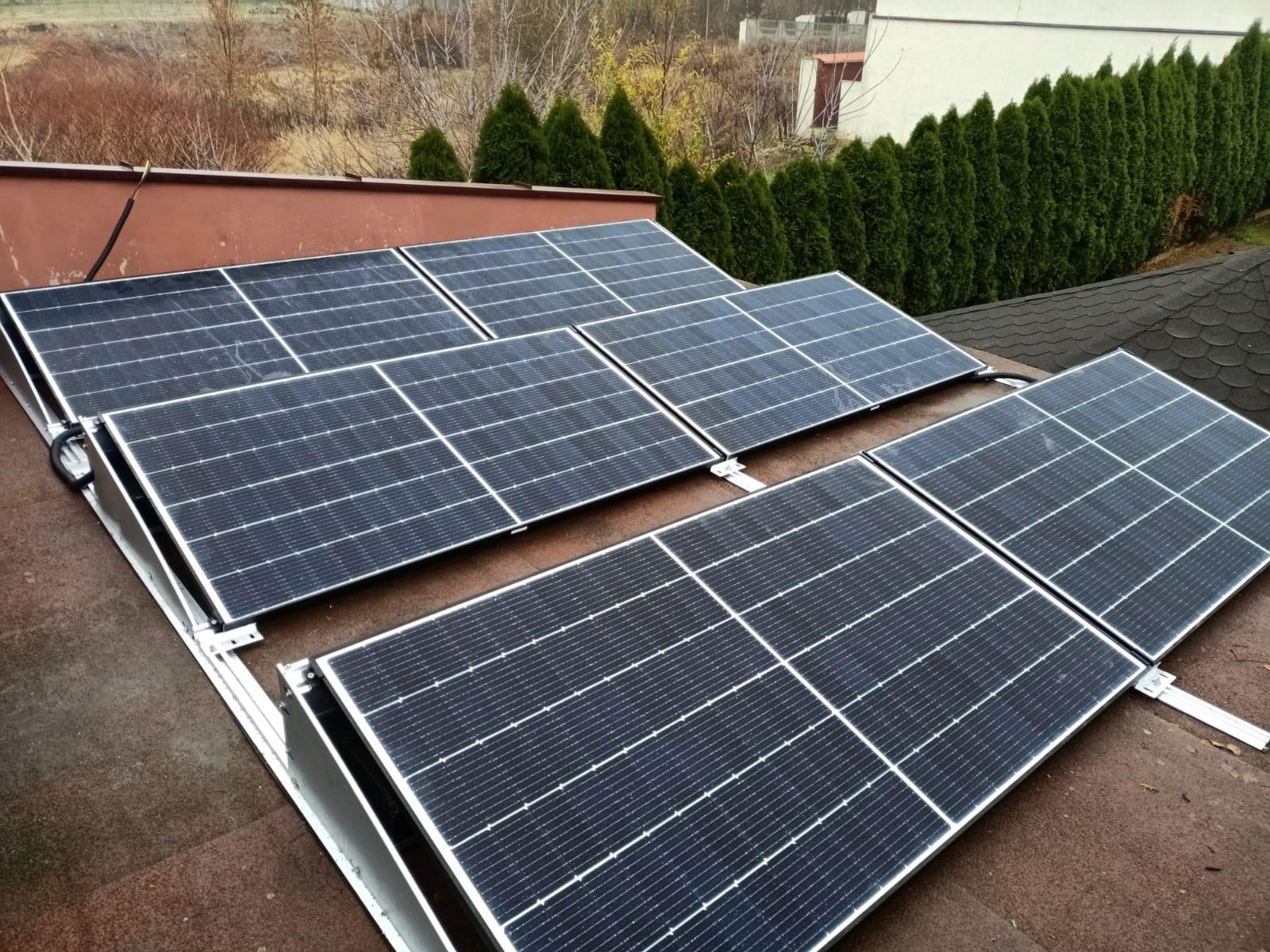 Instalacja o Mocy : 9,99 kWp – Zgierz